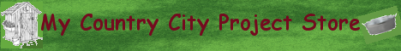 BANNER MY COUNTRY CITY PROJECT